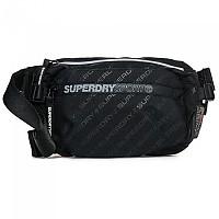 [해외]슈퍼드라이  Sport Bum Bag Black Aop
