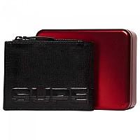 [해외]슈퍼드라이  Profile Leather Wallet In Tin Black
