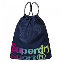 [해외]슈퍼드라이 Drawstring Bag Navy