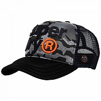 [해외]슈퍼드라이  Big Rig Trucker Black / Camo
