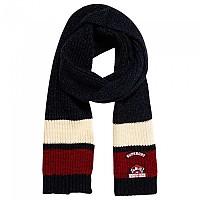 [해외]슈퍼드라이  Ski Dog Navy Black Twist / Off White / Red