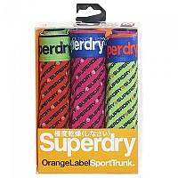 [해외]슈퍼드라이  Orange Label Trunk 3 Pack Miami Lme / Miami Pnk / Snset Orng