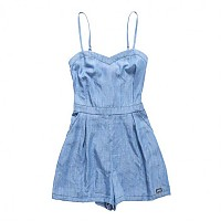 [해외]슈퍼드라이  Tabitha Soft Playsuit Mid Wash