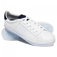 [해외]슈퍼드라이  Vintage Court Trainer Optic White / Navy