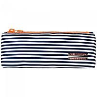 [해외]슈퍼드라이  Super Pencil Case Navy Thin Stripe