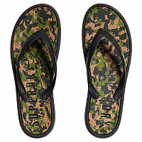 [해외]슈퍼드라이  Surplus Goods Classic Camo / Black