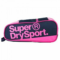 [해외]슈퍼드라이  Super Boot Bag 10L Dark Navy / Hot Pink