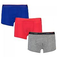 [해외]슈퍼드라이  Orange Label Trunk Triple Pack Regal Blue / Racing Red / Gravel Gry Grit
