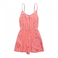 [해외]슈퍼드라이  Essential Beach Playsuit Paradise Pink