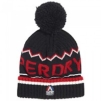 [해외]슈퍼드라이  Chevron Logo Dark Navy / Red