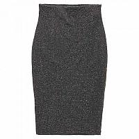 [해외]슈퍼드라이  Shimmer Luxe Pencil Skirt Black Shimmer