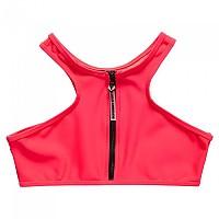 [해외]슈퍼드라이  Aqua Sport Bikini Top Fluro Cherry