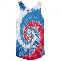 [해외]슈퍼드라이  Festival Tie Dye Red / White / Blue