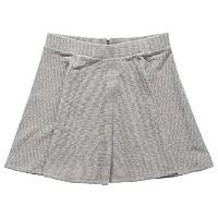 [해외]슈퍼드라이  Christa Jacquard Skater Skirt Grey