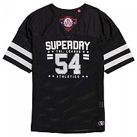 [해외]슈퍼드라이  Tri League Baseball Mesh Top Black