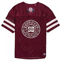 [해외]슈퍼드라이  Tri League Baseball Mesh Top Tri Burgundy