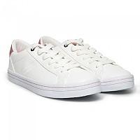 [해외]슈퍼드라이  Skater Sleek Lo Optic White / Pink