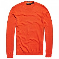 [해외]슈퍼드라이  Supima Cotton Crew Bright Coral