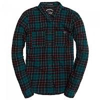 [해외]슈퍼드라이  Lumberjack Green / Red / Black Check