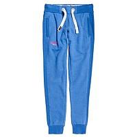 [해외]슈퍼드라이  Orange Label Slim Jogger Boardwalk Blue Marl