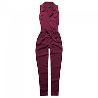 [해외]슈퍼드라이  Savannah Sleeveless Jumpsuit Canyon Berry