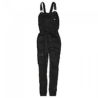 [해외]슈퍼드라이  Sadie Cargo Jumpsuit Washed Black