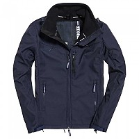 [해외]슈퍼드라이  Windtrekker New Navy Marl / Black