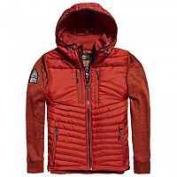 [해외]슈퍼드라이  Storm Hybrid Burnt Orange Marl