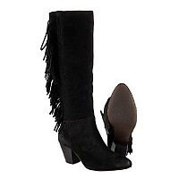 [해외]슈퍼드라이  Memphis Tassle Boot Black