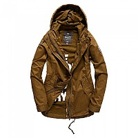 [해외]슈퍼드라이  New Model Rookie Parka Burnished Olive