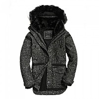 [해외]슈퍼드라이  Fjord Ovoid Parka Grey Twill Boucle