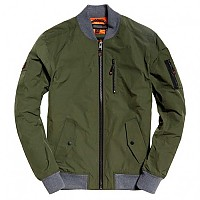 [해외]슈퍼드라이  Wax Flight Bomber Khaki
