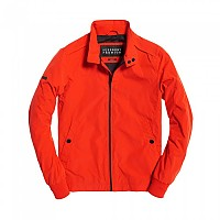 [해외]슈퍼드라이  Premium Iconic Harrington Blood Orange Red