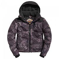 [해외]슈퍼드라이  Expedition Coat Black