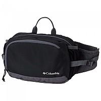 [해외]컬럼비아  Beacon Lumbar Bag Black / Graphite