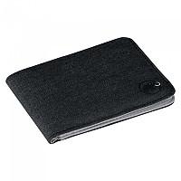 [해외]MAMMUT Flap Wallet Melange Black