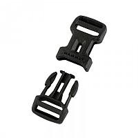[해외]MAMMUT Dual Adjust Side Squeeze Buckle Black