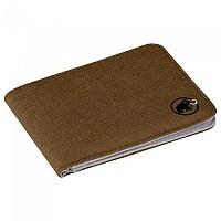[해외]MAMMUT Flap Wallet Melange Timber
