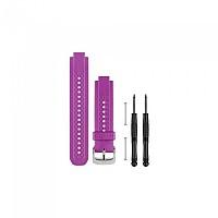 [해외]가민 Forerunner 25 Band Small Black / Purple