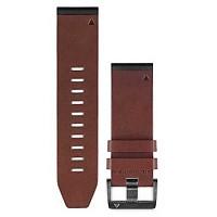 [해외]가민 Quickfit 26mm Watch Band Leather Brown
