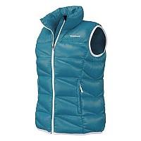 [해외]트랑고월드 Efan Vest Polyamide Downproof Turkey Blue