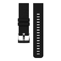 [해외]순토 Traverse Silicone Strap Black