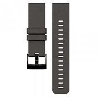 [해외]순토 Traverse Graphite Silicone Strap Graphite