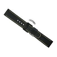 [해외]순토 Elementum Terra Strap Kit Leather Black / Yellow