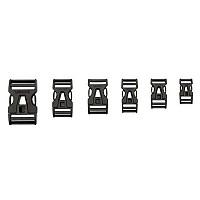 [해외][해외]바우데 Steckschnalle 20 mm Single Adjust Black