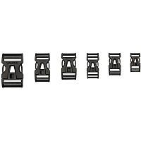 [해외][해외]바우데 Steckschnalle 25 mm Dual Adjust Black