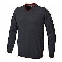 [해외]CMP Knitted Pullover Carbone Melange / Ketchup