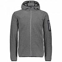 [해외]CMP Man Jacket Fix Hood Grey