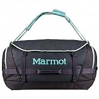 [해외]마모트 Long Hauler Duffel XL 100L Dark Charcoal / Blue Tint