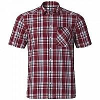 [해외]오들로 Anmore Shirt S/S Jester Red / White / Peacoat / Check
